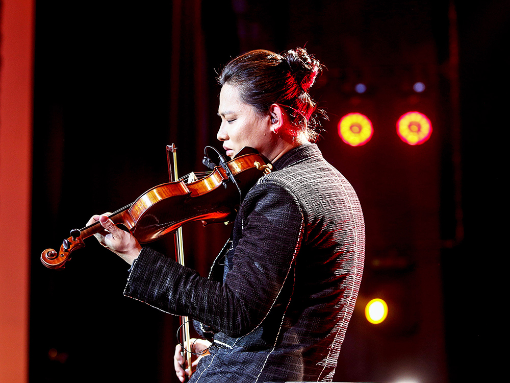 Nghệ sĩ Violin Anh Tú khiến fan mê đắm nhạc phim Hàn - 5