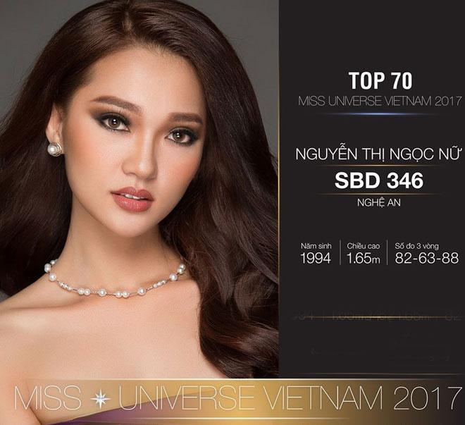 """Bất ngờ vì người đẹp """"nói dối"""" tại Hoa hậu Hoàn vũ Việt Nam - 3"""