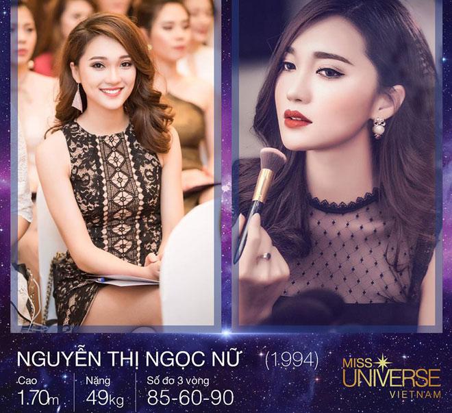 """Bất ngờ vì người đẹp """"nói dối"""" tại Hoa hậu Hoàn vũ Việt Nam - 4"""