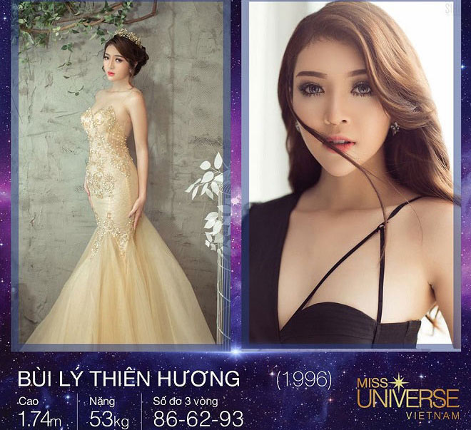 """Bất ngờ vì người đẹp """"nói dối"""" tại Hoa hậu Hoàn vũ Việt Nam - 10"""