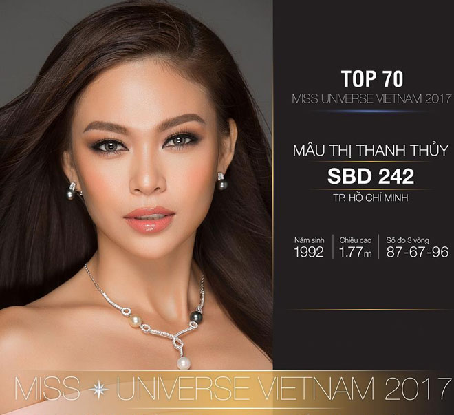 """Bất ngờ vì người đẹp """"nói dối"""" tại Hoa hậu Hoàn vũ Việt Nam - 13"""