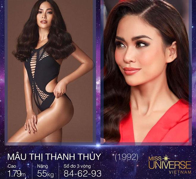 """Bất ngờ vì người đẹp """"nói dối"""" tại Hoa hậu Hoàn vũ Việt Nam - 14"""