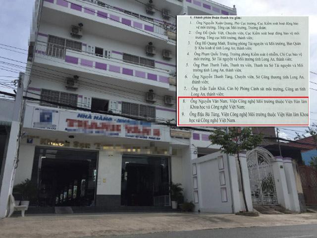 Cục phó Nguyễn Xuân Quang mất 385 triệu đồng như thế nào? - 2
