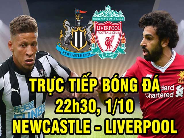 TRỰC TIẾP bóng đá Newcastle - Liverpool: Benitez nghĩ Liverpool khó vô địch