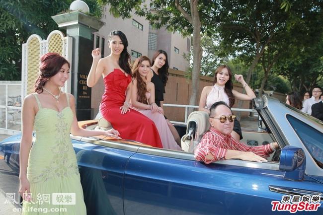 """Thú vui """"sưu tầm"""" minh tinh của các đại gia Hong Kong - 3"""
