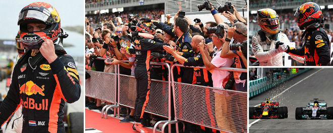 F1: Malaysian GP – Hamilton ôm hận, sinh nhật ngọt ngào cho Verstappen - 2