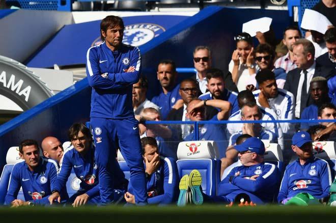 """Chelsea thua Man City: Conte """"bật"""" lãnh đạo, sẽ bỏ về Ý - 1"""