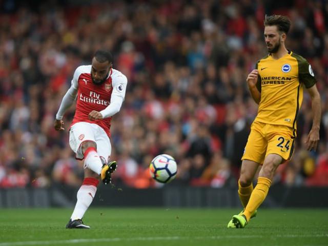Chi tiết Arsenal - Brighton: Trận thắng nhàn nhã (KT)