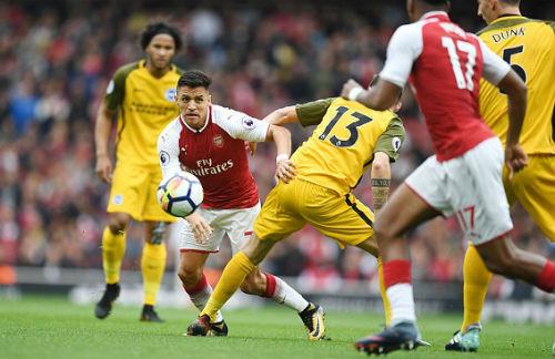 Chi tiết Arsenal - Brighton: Trận thắng nhàn nhã (KT) - 6