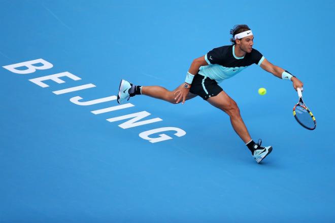 Tin thể thao HOT 1/10: Nadal gặp khó ở China Open - 1
