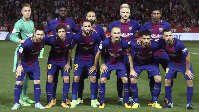 Chi tiết Barcelona - Las Palmas: Suarez mừng hụt cuối trận (KT) - 12