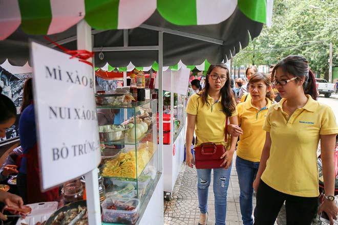 """Phố hàng rong thứ 2 tại """"vị trí vàng"""" ở Sài Gòn sẽ hoạt động vào ngày 2/10 - 3"""