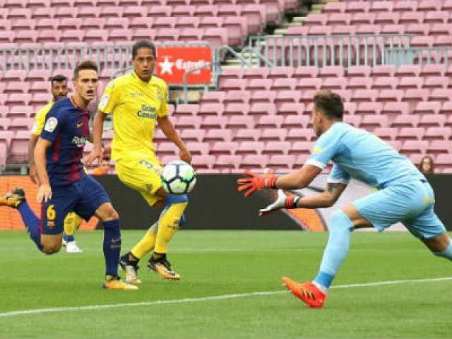 Video, Kết quả bóng đá Barcelona - Las Palmas: Siêu sao Messi và 7 phút thần thánh