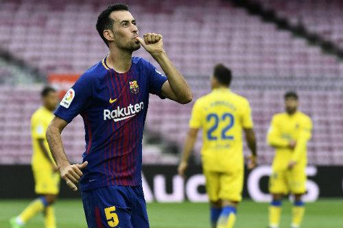 Chi tiết Barcelona - Las Palmas: Suarez mừng hụt cuối trận (KT) - 5