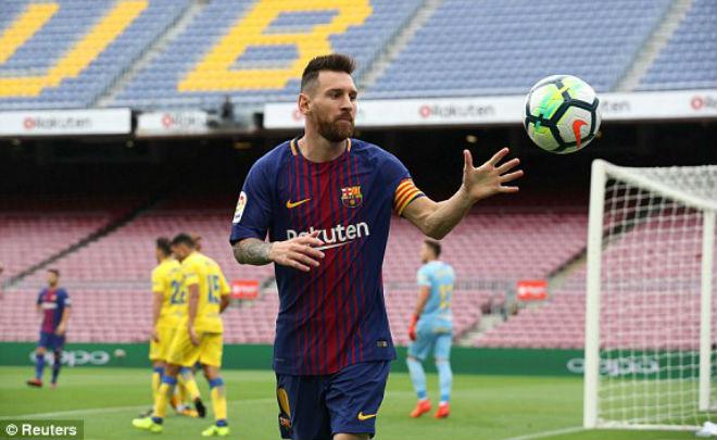 Barcelona - Las Palmas: Siêu sao và 7 phút thần thánh - 1