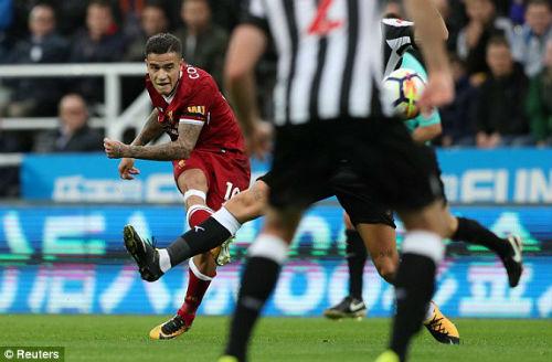 Chi tiết Newcastle - Liverpool: Nỗ lực vô vọng (KT) - 4