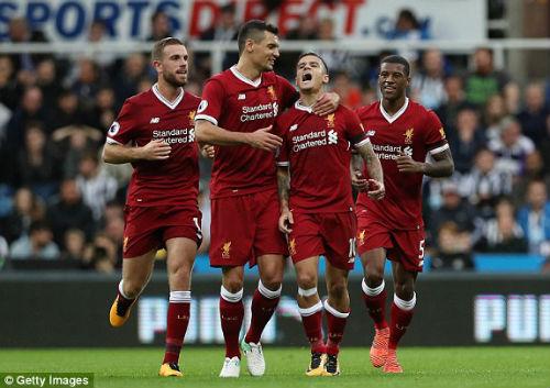 Chi tiết Newcastle - Liverpool: Nỗ lực vô vọng (KT) - 5