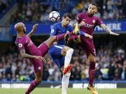 Bóng đá - Video, kết quả bóng đá Chelsea - Man City: Đôi công nảy lửa