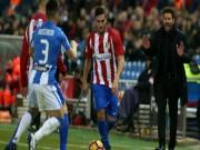 Bóng đá - Leganes - Ateltico Madrid: Phủ đầu bất thành, cái kết khó đỡ