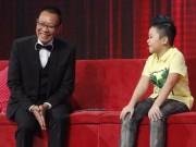 MC Lại Văn Sâm bị cậu bé 10 tuổi phê bình vì  tư duy thiếu logic