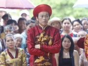 Đời sống Showbiz - Hoài Linh cúng Tổ ở đền thờ 100 tỷ đồng