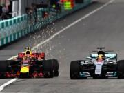 Thể thao - F1: Malaysian GP – Hamilton ôm hận, sinh nhật ngọt ngào cho Verstappen