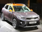 Tin tức ô tô - Kia Stonic tại Anh và Hàn Quốc giá chênh nhau bao nhiêu?