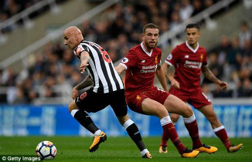 Chi tiết Newcastle - Liverpool: Nỗ lực vô vọng (KT) - 10