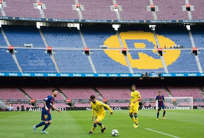 """Messi ghi bàn như máy, diễn tuyệt kĩ Rô """"béo"""" tô thêm vẻ đẹp - 3"""