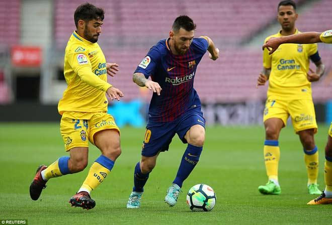 """Messi ghi bàn như máy, diễn tuyệt kĩ Rô """"béo"""" tô thêm vẻ đẹp - 2"""