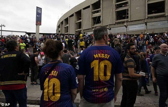 """Messi ghi bàn như máy, diễn tuyệt kĩ Rô """"béo"""" tô thêm vẻ đẹp - 9"""
