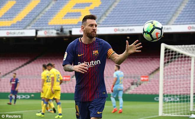 """Messi ghi bàn như máy, diễn tuyệt kĩ Rô """"béo"""" tô thêm vẻ đẹp - 6"""