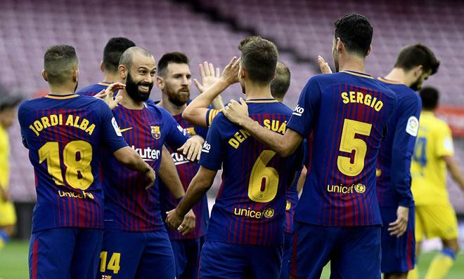 """Messi ghi bàn như máy, diễn tuyệt kĩ Rô """"béo"""" tô thêm vẻ đẹp - 5"""