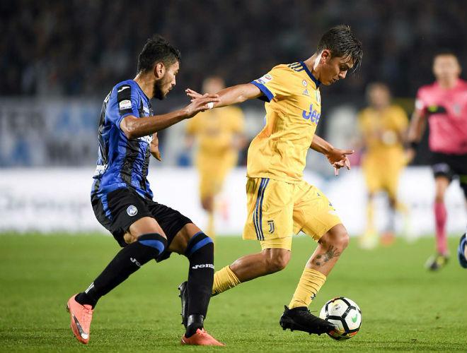 """Atalanta - Juventus: Màn ngược dòng """"vỡ tim"""" - 1"""