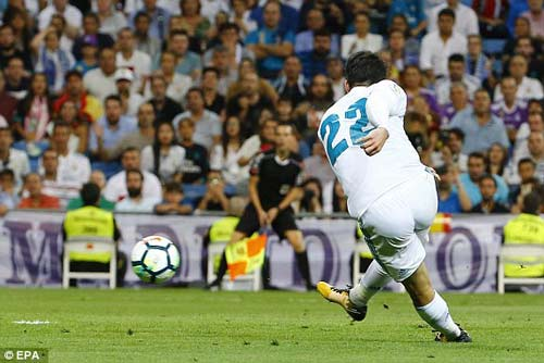 Chi tiết Real Madrid - Espanyol: Phút giây nhàn hạ (KT) - 7