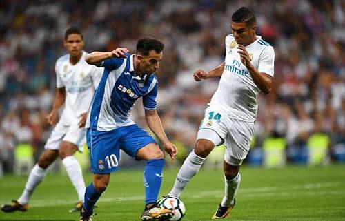 Chi tiết Real Madrid - Espanyol: Phút giây nhàn hạ (KT) - 6