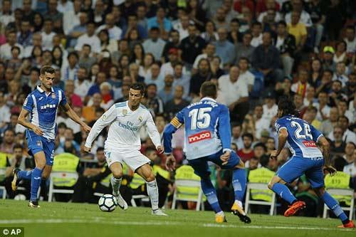 Chi tiết Real Madrid - Espanyol: Phút giây nhàn hạ (KT) - 3