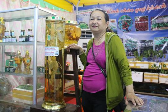 Sâm Ngọc Linh gần 100 triệu/kg vẫn đắt như tôm tươi - 7