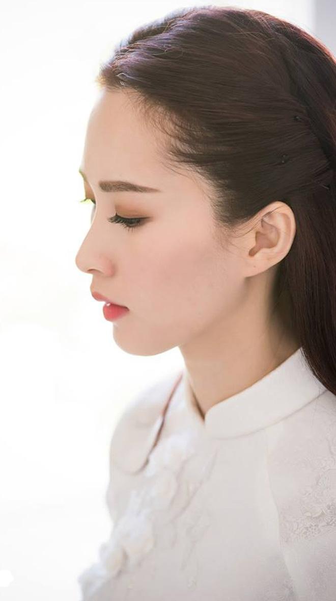 Hoa hậu Thu Thảo đẹp tựa tiên nữ trong lễ ăn hỏi bí mật - 8