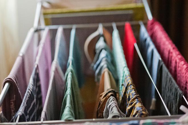 Giặt giũ ở chung cư… tưởng không dễ mà dễ không tưởng! - 1