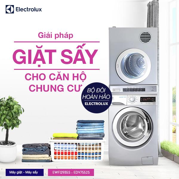Giặt giũ ở chung cư… tưởng không dễ mà dễ không tưởng! - 3