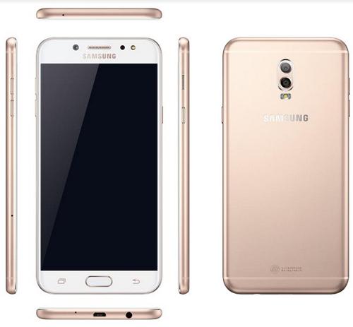 Samsung trình làng Galaxy J7+, có camera kép chụp xóa phông - 1