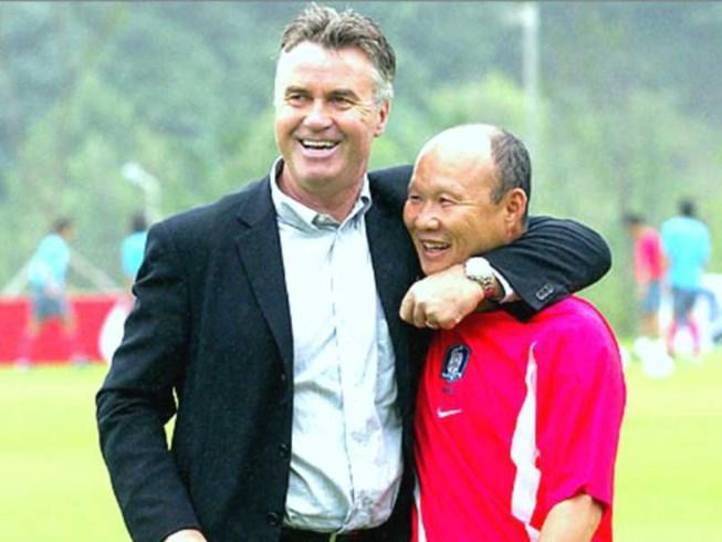 Bóng đá Việt và thầy Hàn mới - 1