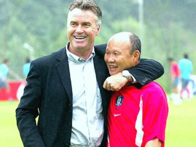 Bóng đá Việt và thầy Hàn mới