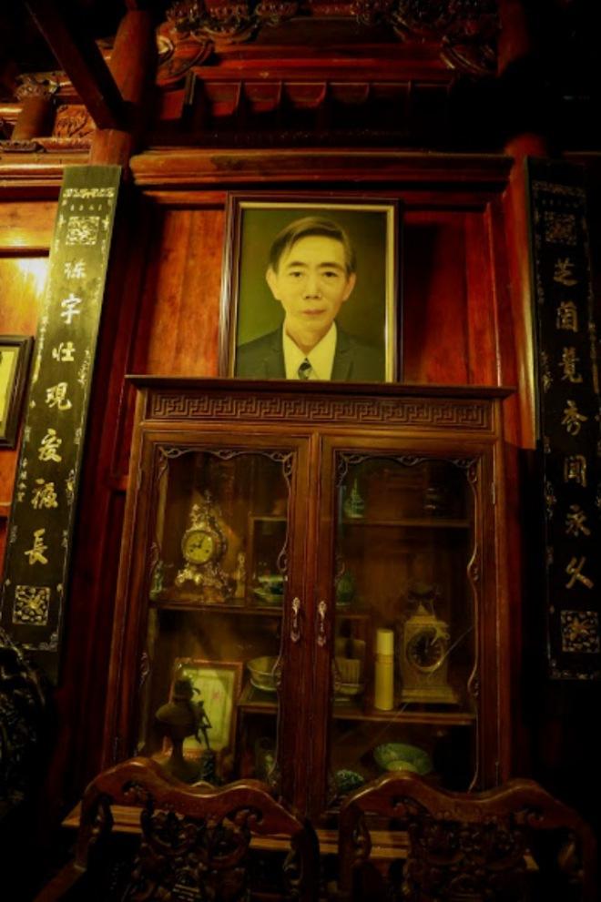 Bộ sưu tập đồ cổ trong phủ thờ Tổ rộng 1.000m2 của diễn viên hài Vượng râu - 9