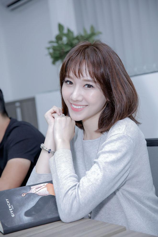 Mặc scandal của chồng, Hari Won vẫn tươi hết cỡ khi đóng phim - 9