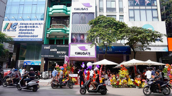 Kim Loan Hair Salon khai trương thêm salon thứ 2 - 10