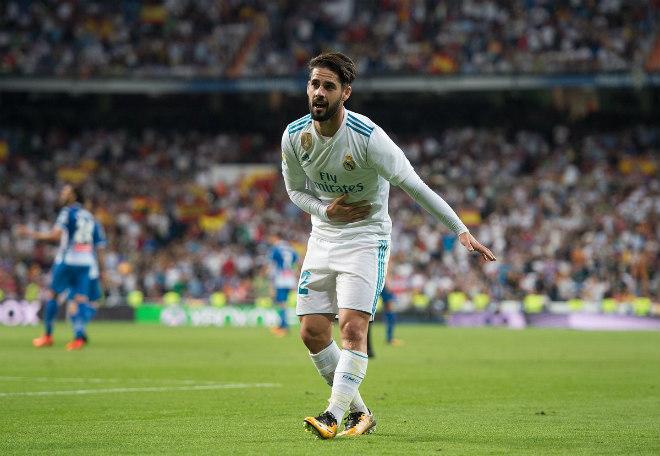 Tiêu điểm Vòng 7 La Liga: Barca - Messi vô đối, Isco giải cứu Real - 3