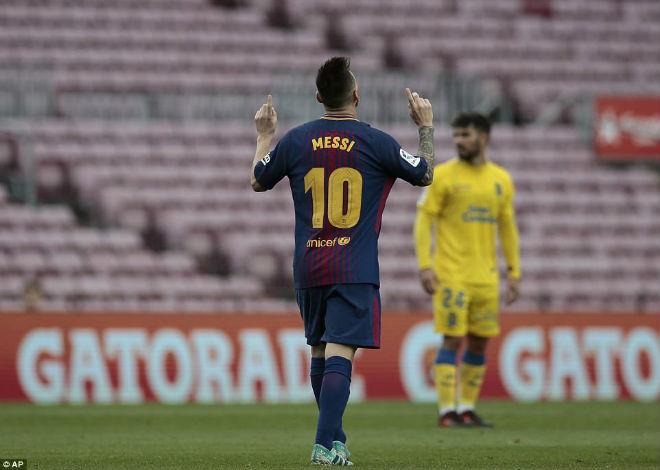 Tiêu điểm Vòng 7 La Liga: Barca - Messi vô đối, Isco giải cứu Real - 2