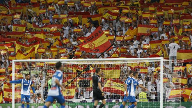 """Catalunya đòi độc lập: Triệu fan Real """"khủng bố"""", Barca-Messi """"vô gia cư"""" - 3"""
